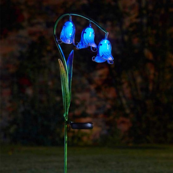 Bluebell Solar Flower – Now Only £15.00