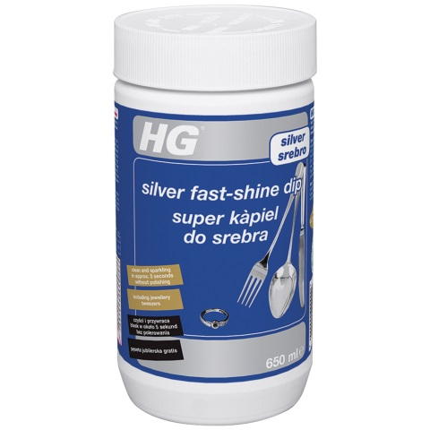 Silver Fast Shine Dip 650ml – Now Only £8.00