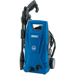Pressure Washer with Total Stop Feature 1500W – Now Only £79.00