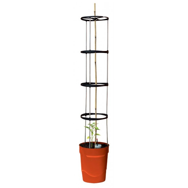 Self Watering Grow Pot Tower Red – Now Only £17.00