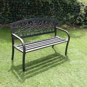 Steel Cherry Bench – Now Only £69.00