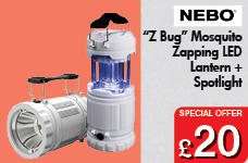 Z Bug Lantern  – Now Only £20.00