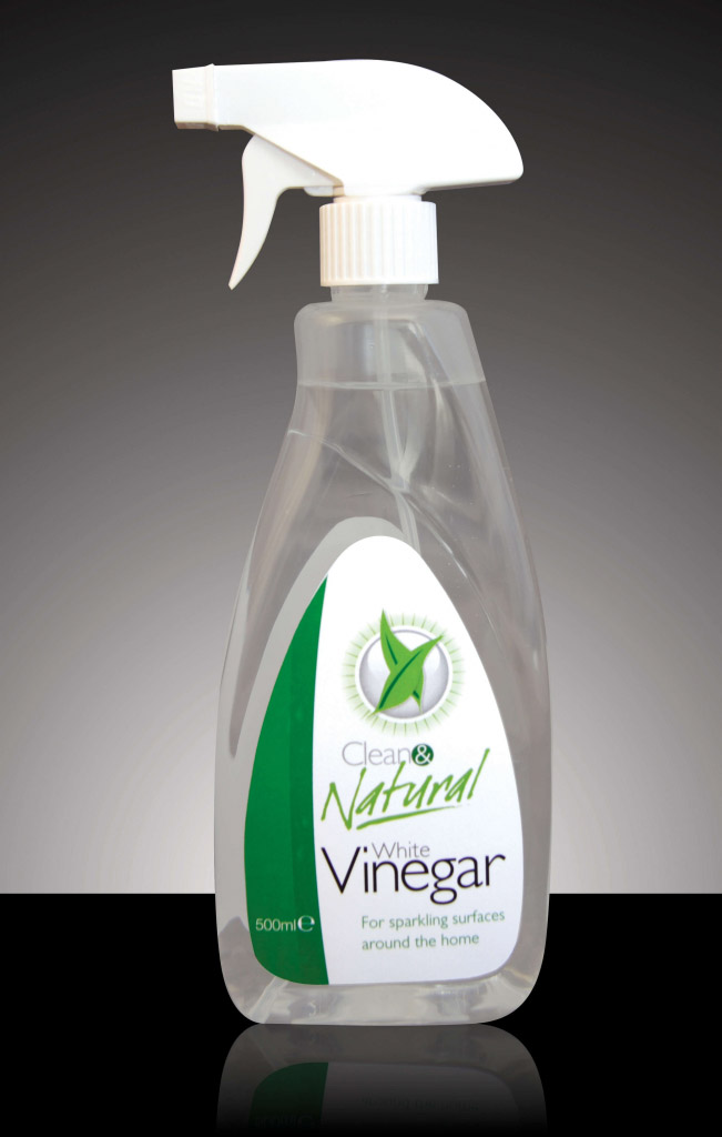 Natural White Vinegar 500ml – Now Only £1.50