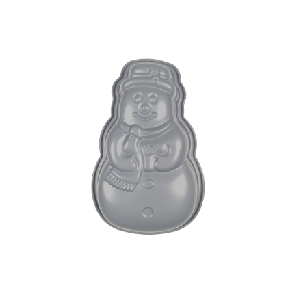 Yuletide Non-stick Snowman Cake Tin 600ml – Now Only £4.00