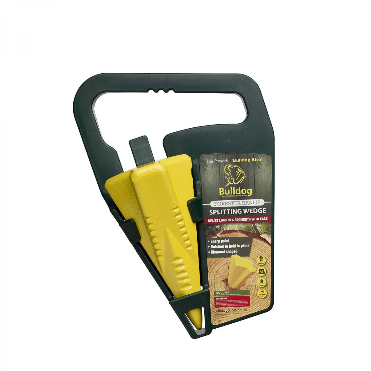 Bulldog Log Splitting Wedge 3.5lb – Now Only £10.00