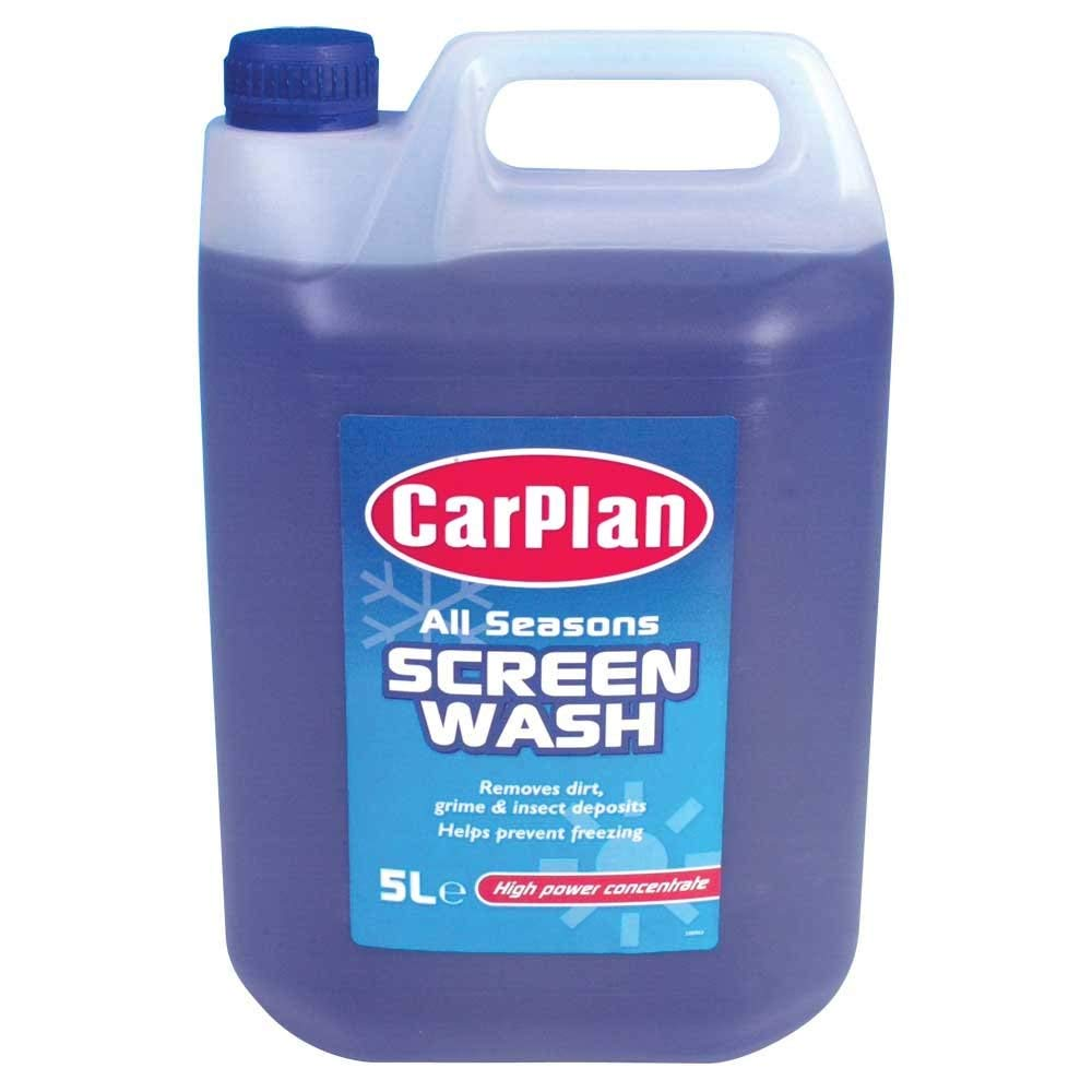 All Seasons Concentrated Screen Wash 5L – Now Only £3.50