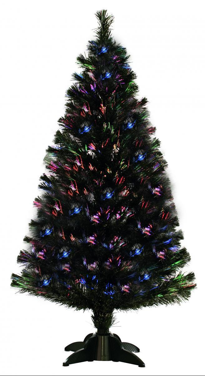 60cm Snow tipped Fibre optic tree  – Now Only £18.00
