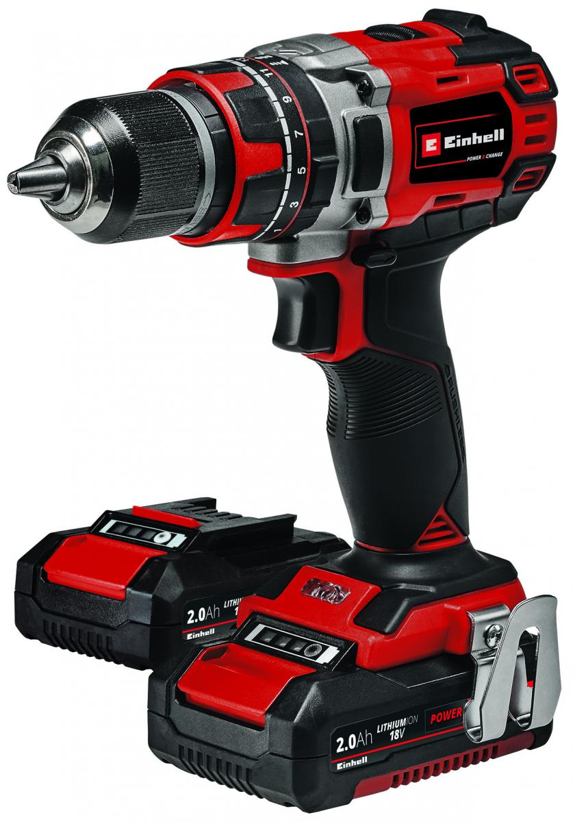 Power X-Change 18V Cordless Brushless Combi Drill Kit – Now Only £95.00