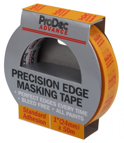 50m Precision Edge Masking Tape – Now Only £3.00