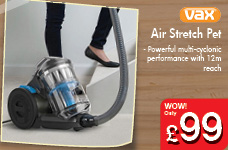 Air Stretch Pet  – Now Only £99.00
